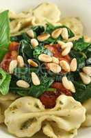 Pasta With Pine Nuts 3