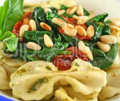 Pasta With Pine Nuts 4