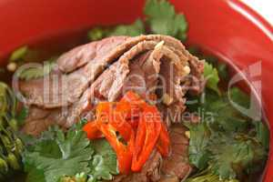 Soy And Ginger Beef 4