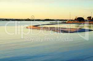 Sunrise Lagoon