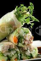 Vietnamese Rice Paper Rolls 3