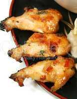 Asian Chicken Bites