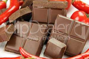 Chocolate And Chillies