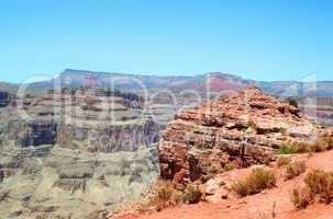 Guano Point West Rim Grand Canyon
