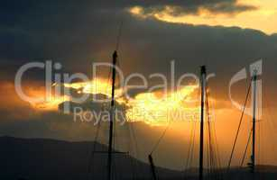 Masts In The Sun 2
