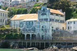 Ruins Of Alcatraz Military Chapel