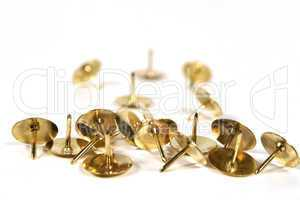 Scattered Thumb Tacks