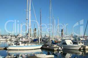 Yachts At Southport Marina Gold Coast