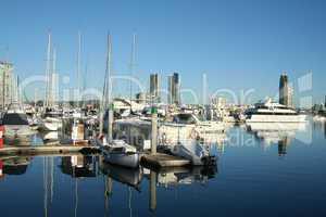 Southport Marina Gold Coast Australia