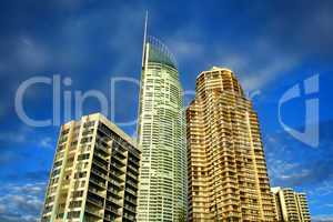 Surfers Paradise Towers