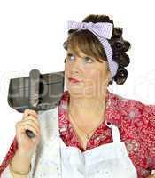 Dust Pan Housewife