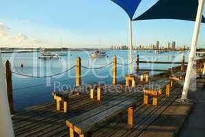 Broadwater Observation Deck