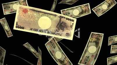 Falling Yen (Loop + Matte)