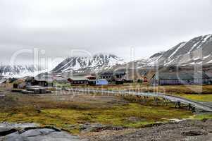 Ny Alesund , Spitzbergen