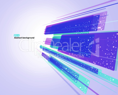 Abstract vector EPS10 background