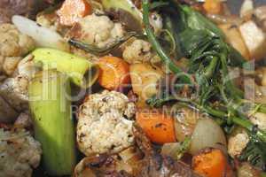 Vegetables / Kesselgemüse