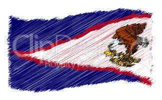 Sketch - American Samoa