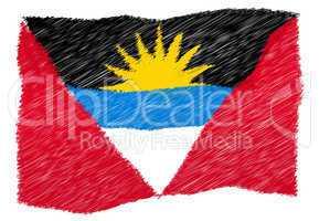 Sketch - Antigua and Barbuda