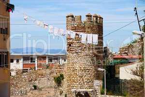 Moorish Fortification in Gibraltar