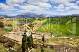 Andalusia Countryside Landscape