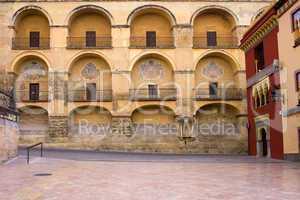 Mezquita and Plaza del Triunfo