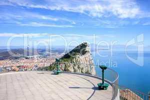 Gibraltar Rock Vantage Point