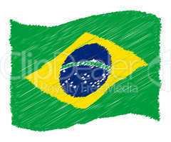 sketch - Brazil