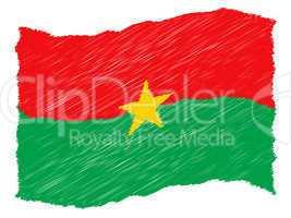 sketch - Burkina Faso