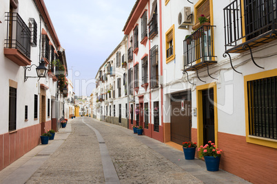 Traditional Houses in Cordoba