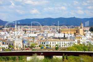 Cordoba Cityscape in Spain