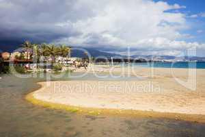 Beach on Costa del Sol