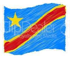 Sketch - Democratic Republic of the Congo