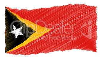 Sketch - East Timor