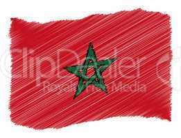 Sketch - Morocco