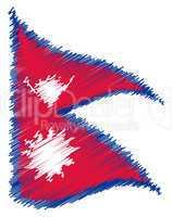 Sketch - Nepal
