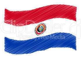 Sketch - Paraguay