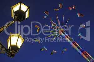 Star Flyer Luxor auf der Rintelner Messe