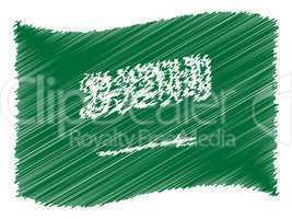 Sketch - Saudi Arabia