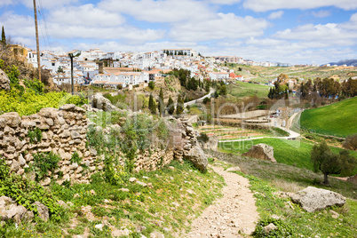 Andalusia Countryside in Spain
