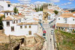Ronda Town in Andalusia