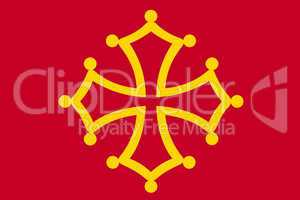 Midi Pyrénées flag