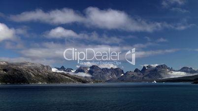Grönland Küste