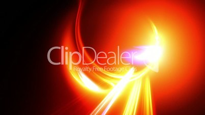red time effect motion background d4591