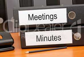 Meetings and Minutes