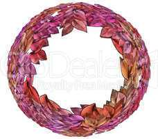 Autumn Leaves Circlet