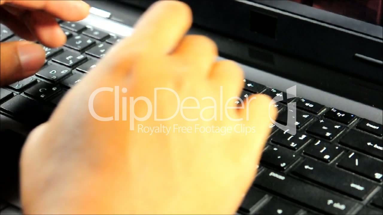 fast writing on computer keyboard dramatically lighten royalty free video and stock footage. Black Bedroom Furniture Sets. Home Design Ideas