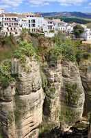 Houses on a Cliff in Ronda