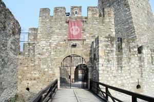 Entrance of fortress