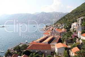 Roofs of Perast