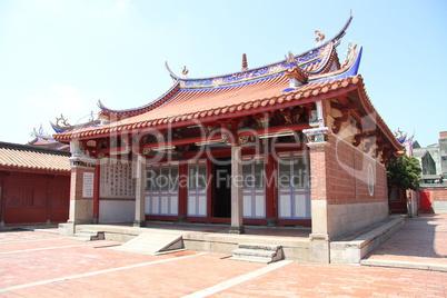 Temple Dicanwang in Lukang
